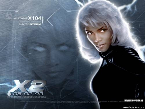 Люди Х2/ X-Men2 United/DVDRip/2003